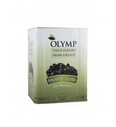 Kalamata Oliven mit Stein (größe Large) in Salzlake
