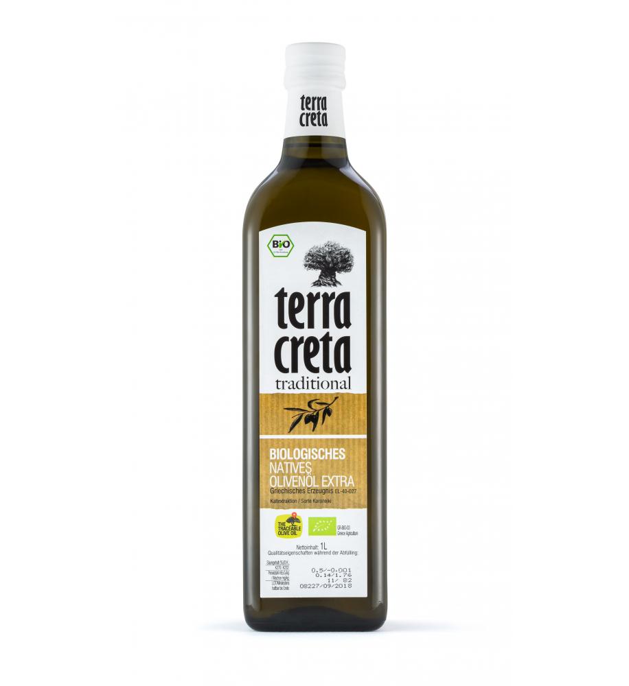 Terra Creta Biologisches Olivenöl